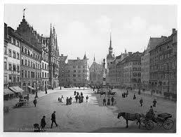 Mariem PLatz, Munich Fuente: www.pixabay.com