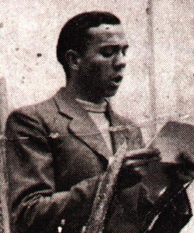 Miguel Hernández. 1931 Imagen en dominio público